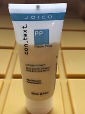 Joico con text PP Pliable Paste,VARIATION TRUE DEFINITION WITH FIRM FLEXIBLE 2oz