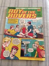 ONE ROY OF THE ROVERS COMIC 21/1/1984