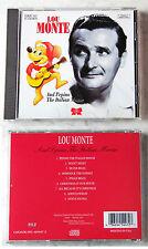 LOU MONTE AND PEPINO THE ITALIAN MOUSE .. Rare CD TOP