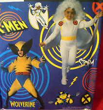 Simplicity 7246 X-MEN WOLVERINE STORM Child sz 3-8 Costume Sewing Pattern
