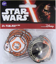 Star Wars Cupcake Fun Pix 24 ct from Wilton #5080 - NEW