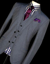 Armani Men's No Pattern Single Breasted Suits & Tailoring