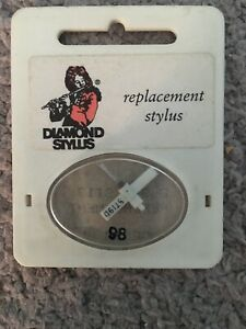 Replacement Stylus for BSR ST19 Turntable Needle