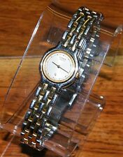 CQ Watch Co. Citizen Elegance Stainless Steel Silver & Gold Women's Wrist Watch!