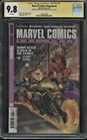 Marvel Comics Presents #6 CGC SS 9.8 1st appearance of Rien Adams and Soule