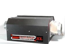 HeatStar Dual Fuel Low-Intensity Radiant Tube Heater 60,000 BTU Natural & LP Gas