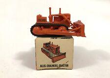Postwar Lionel 6816-100 Allis Chalmers Bulldozer w/ Tiger Stripped Seperate Sale