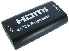 Hdmi 4k Hd De Alta Calidad Repetidor Extensor Interface Adaptador De Señal Digital
