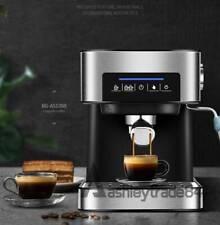 Household Semi-automatic Espresso Coffee Machine 20bar Milk Foam Maker