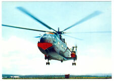 "SA 321 ""SUPER-FRELON""  Helicopter Sud-Aviation Postcard"