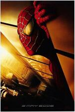 Spider-Man Adv A (3 May 2002) Movie Poster Orig 1Sided