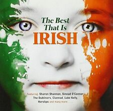 THE BEST THAT IS IRISH (Various Artists) Horslips, Clannad, Luke Kelly Etc 2CD