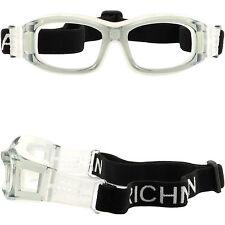 Women Sports Protection Goggles Boys Girls Safety Prescription Glasses Grey Gray