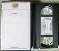 DI LEVA**NAKED NUMBER ONE**RARE UK 1 TRACK PROMO VHS**RECORD COMPANY ISSUE