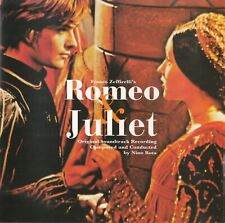 Romeo & Juliet [Original Soundtrack Recording]  CD, 1998, Silva Screen UK