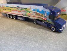 1/87 Herpa Scania Hauber Märklin Koffer-Sattelzug 259859