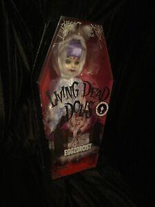 Living Dead Dolls Mystery Eggzorcist 20th Anniversary Series 35 Eggy sullenToys