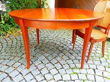Esszimmertisch oval von GRANGE Kirschbaum Top