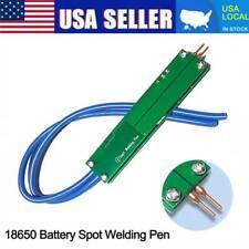 Handheld Spot Welder 18650 Battery Spot Welding Pen Diy Integrated 1pcs
