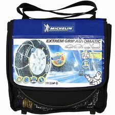 Chaines Neige 4x4 MICHELIN Tension Auto N°80 / 245/70x16 255/65x16 235/65x17