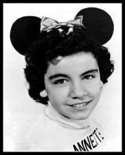 Annette Funicello Photo 8X10 - Mickey Mouse Club  Buy Any 2 Get 1 FREE