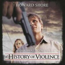 Howard Shore : History of Violence, A (Shore) CD (2005) ***NEW***