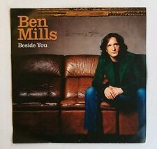 BEN MILLS, BESIDE YOU, EX/EX, 1 Track, Promo CD Single, Picture Sleeve, UNIVERSA