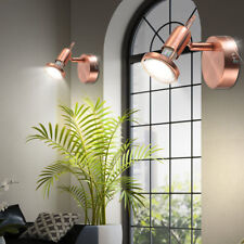 2er Set LED Wand Strahler Spot beweglich Schlaf Zimmer Beleuchtung Lese Leuchten
