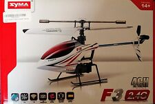 Syma 4CH F3 2.4G RC Helicopter With Gyro