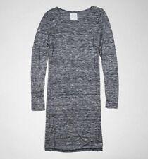 Vestiti da donna grigia sintetico