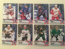 2020 USA National Hockey Card Day NHCD 17 card set w/ Hughes Bonus & Checklist