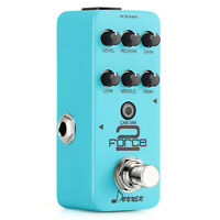 Force 2 Mini Electric Guitar Preamp Effect Pedal