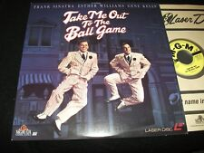 """°TAKE ME OUT TO THE BALL GAME <> 12"""" Laserdisc <> MGM ML100503"""