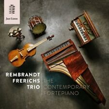 1-CD REMBRANDT FRERICHS TRIO - THE CONTEMPORARY FORTEPIANO (2018)