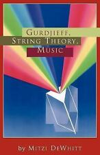 Gurdjieff, String Theory, Music (Paperback or Softback)