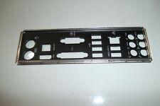 ASUS PRO GAMER I/O  Shield Back Plate Panel for B85 MOTHERBOARD