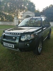 land rover freelander 1 hse automatic