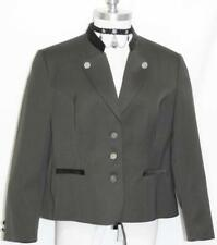 "LODENFREY Loden GREEN WOOL Jacket Austria Women Hunting Riding Coat B42"" 12 M"
