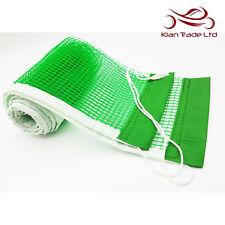 Verde Mesa Tenis Red 6ft NUEVO Estándar Malla ping pong Calidad Suprema