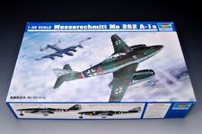 Trumpeter 02235 1/32 WW II Luftwaffe Messerchmitt Me 262 A-1a Plastic Model Kit