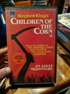 Children Of The Corn VHS Ex Rental