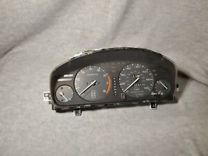 Honda Accord LX Coupe 2DR speedometer instrument cluster gauges 94-97OEM 79k AT