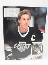 Vintage Beckett Hockey Magazine Wayne Gretzky