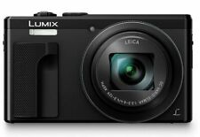 Panasonic Lumix TZ80 Compact Digital Camera - Black -