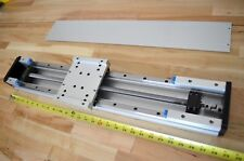 "28"" THK GL15S16-480L Precision Linear LM Guide Ballscrew Actuator - CNC DIY Kit"