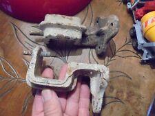 2 Anciennes Fixations Mure Poutre en Fer idéal Déco Indus Atelier Steampunk