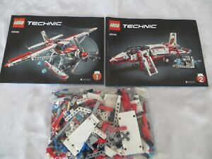 LEGO Technic 42040 Fire Plane (complete set)