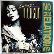 La Toya Jackson No relations (1991) [CD]