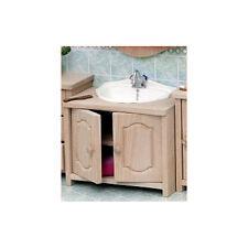 Waschtisch mit Spiegel für Puppenhaus Puppenstube 1:12 Rülke 22289 Waschbecken