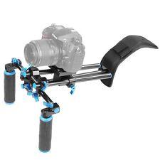 NEEWER DSLR Shoulder Mount Support Rig Camera/Camcorder Mount Slider Stabilizer
